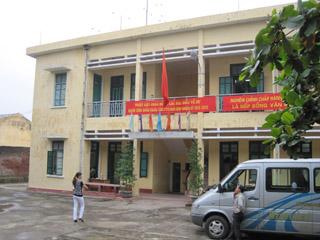6. Chi nhánh Thông tin tín hiệu điện Hà Ninh